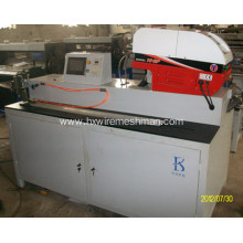 Air filter frame glue machine