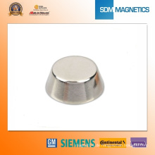 Permanent leistungsstarker Kegelförmiger Neodym-Magnet
