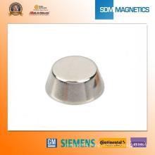Permanent Powerful Cone Shaped Neodymium Magnet