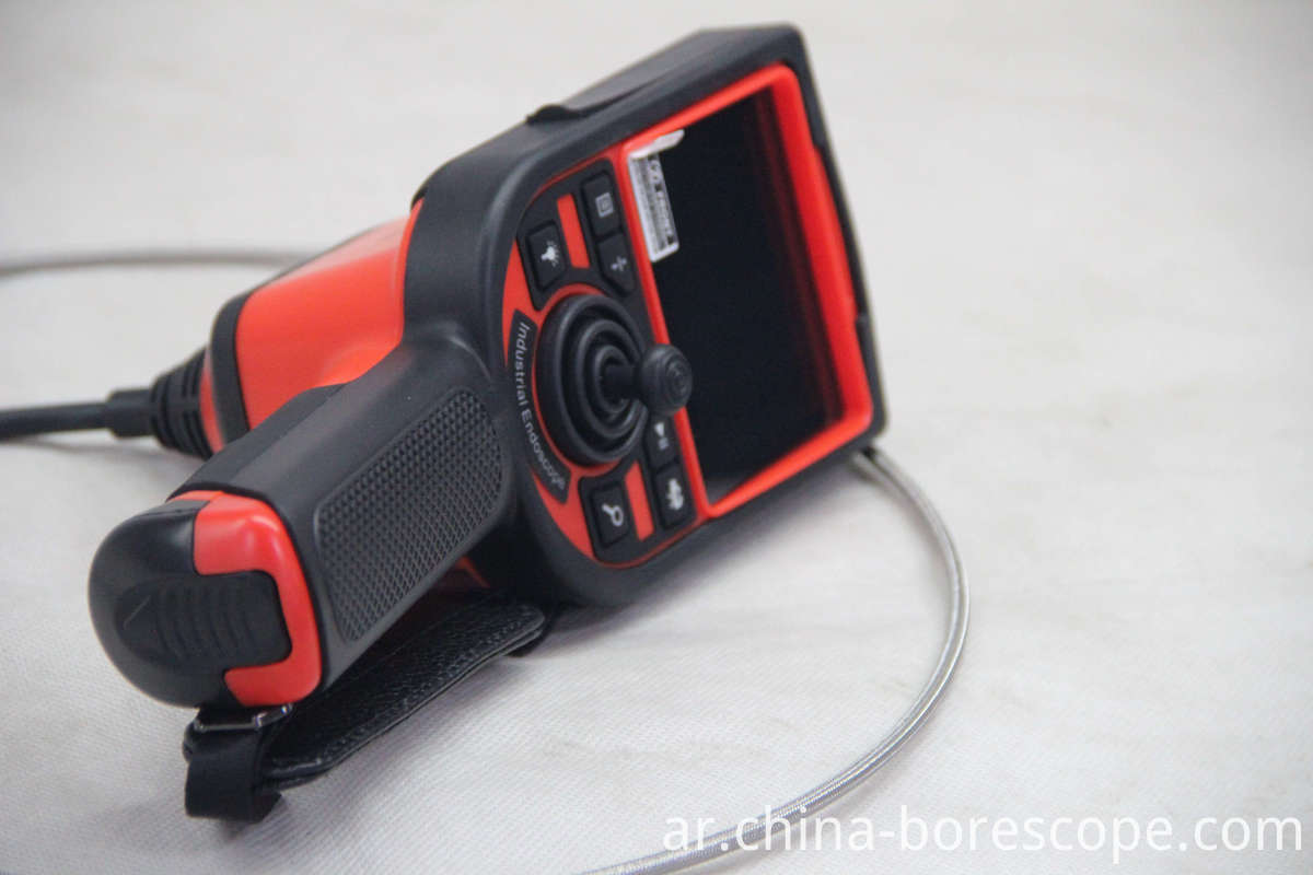 Flexible industry borescope