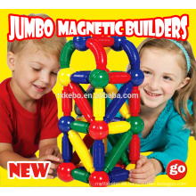 Constructive Playthings Jumbo Constructores Magnéticos / 36 Pc. Conjunto
