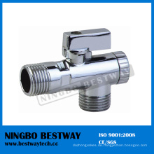 Messing-Winkelventil Hersteller Fast Supplier (BW-A20)