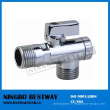 Fabricant rapide de robinet d'angle en laiton fournisseur (BW-A20)