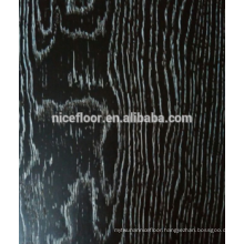 Carbide drawing Three layer engineered wood flooring