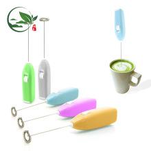 Produto Popular Elétrica Matcha Whisk Mixer / bocal / Batedor, Matcha Chá Agitador Varas 2AA Bateria Elétrica Matcha Whisk