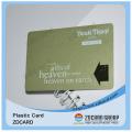 Cartão imprimível da listra magnética da placa do número do Inkjet do PVC