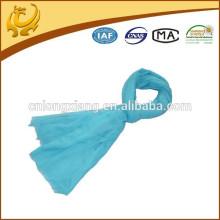 Populärer Großhandelsfabrik-Frauen-beiläufiger Wolle-Schal