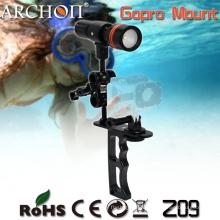 Archon New Z09 Gopro поддерживает установку одной рукой камеры