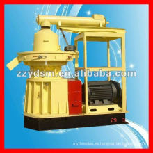 máquina durable de la pelotilla del serrín de madera / fábrica de pellets de madera / fabricante de pellets de madera