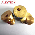 OEM Brass Precision Turned Components