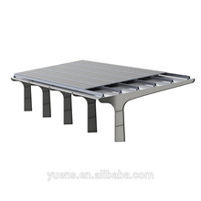 TOP 1 Aluminum Frame For PV Solar Module Solar Power Carport Solar Panel For Carport Contact 008618250716879
