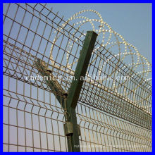 Spain high standard airport safety fence