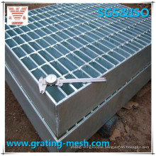 Welded/ Polished/ Stainless Steel Grating for Construction