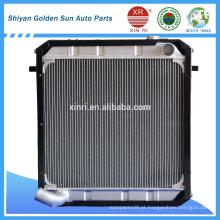 A181301200 Radiador de refrigeração de água para o caminhão FAW chinês
