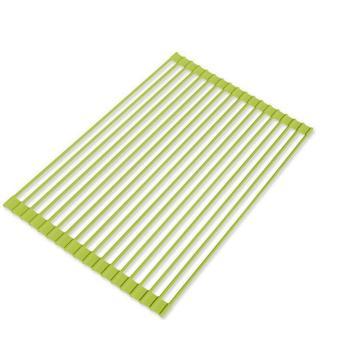 Roll up & pliable plat séchage Rack/Collapsible Draineur cuisine évier égouttoir à vaisselle