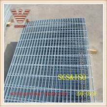 Rejilla de barra de acero galvanizado para decorar el techo