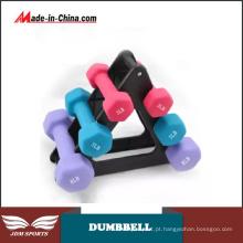 Ginásio Fitness Mulheres Dumbbell Set para crianças e mulheres