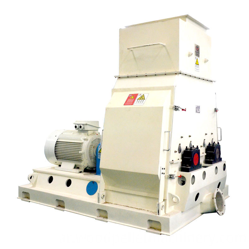 double rotor hammer mill