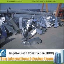 Estruturas de Aço Galvanizado para Edifícios