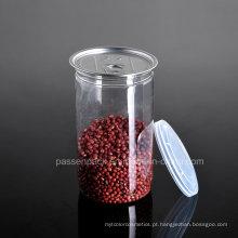 Pet plástico Easy-Open pode para embalagem de feijão vermelho (PPC-CSRN-033)