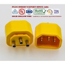 IEC 60320 C5 Inserts Sockets C15 C17 C8 13 C14 Socket Inserts