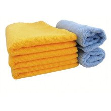 Warp Knitting Ordinary Car Wash Microfiber Towel