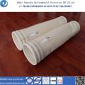 Saco de filtro não tecido do composto do PPS do coletor de poeira para a planta do asfalto da mistura