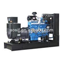 Fuente de alimentación del generador de 350kva de China vía el motor ShangChai c6121