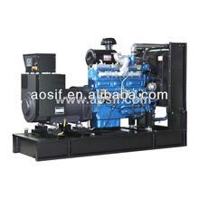 China 350kva generator power supply via c6121 ShangChai engine