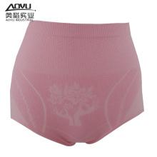 Young Women`s Seamless Mama Bikini Pants