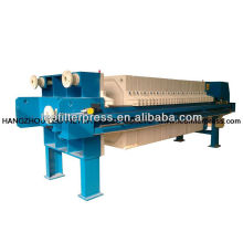 Leo Filter Press Cámara Tipo de placa Filtro de cámara Modelo de presión
