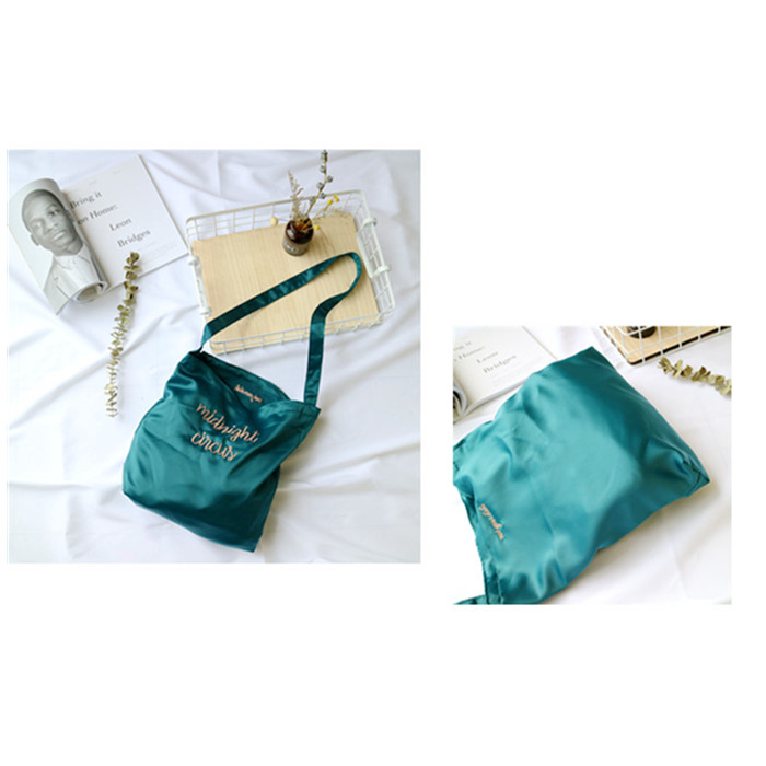 Satin Handle Bag 3