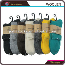 Accessories Cony hair and wool women socks