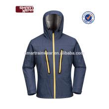 Black field waterproof tactical coat jackets for men