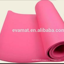 Haute qualité Anti-Slip Exercice Gym Sports Fitness Accueil Intérieur Respectueux de L'environnement Épais Yoga tapis, tapis de sport