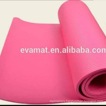 high quality Non-Slip Exercise Gym Sports Fitness Home Indoor Eco-Friendly Thick Yoga Mat, sports mat