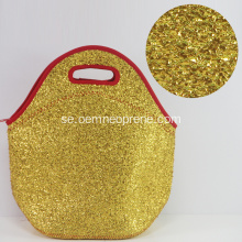 Bästa kvalitet Golden Thermal Neoprene Lunchväskor