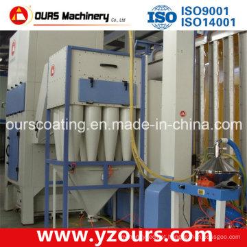 Linha de pulverização de pó de alta qualidade com baixo preço