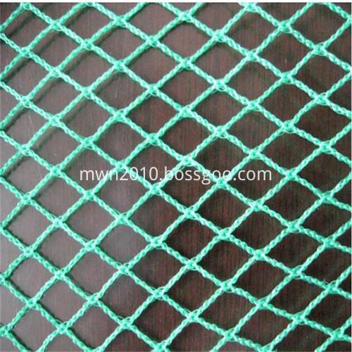 High density polyethylene warp knitting Knotless net