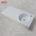 modern design wash basin solid surface bathroom sink