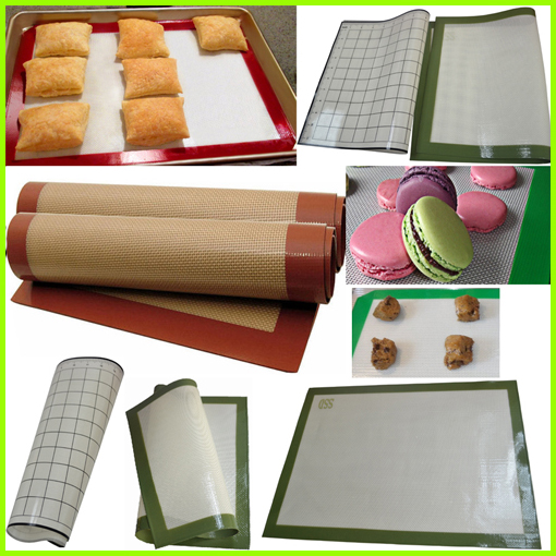 baking mat using