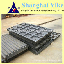 crusher jaw plate widely demanded in stone crusher