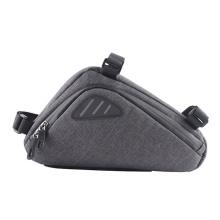 Muti-fuction Cycling Triangle Frame Bag reflective Bike Front Tube Bag Bicycle Bag