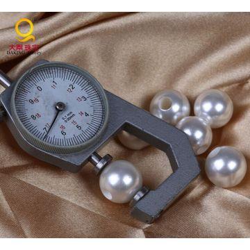 10mm 12mm 14mm 16mm 18mm gebohrte Muschel Perle große Loch Perlen Mop