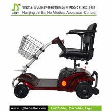 Scooter elétrico de mobilidade de preço barato com 4 rodas