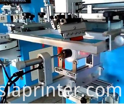 CE Approved Screen Printer