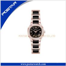 Montre-bracelet de style des hommes de montre blanche