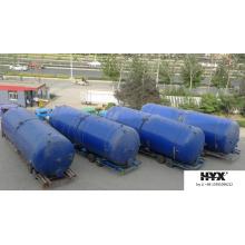 FRP Tanks Vessel for Sewage Treatment Integral Equipment