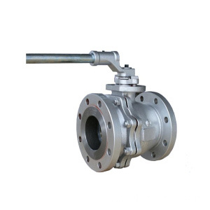 Flange Connection Floating Ball Valve