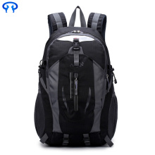 Outdoor multi-functional nylon mountaineering backpack